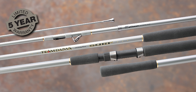 Daiwa | Rods | Team Daiwa Interline Surf Rods